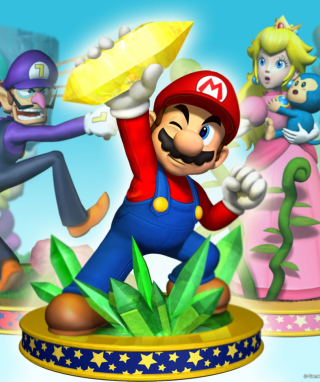 Mario Party 5 - Obrázkek zdarma pro Nokia Lumia 1520