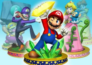 Mario Party 5 - Obrázkek zdarma pro Samsung Galaxy Ace 4
