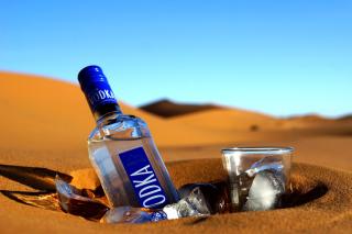 Vodka - Obrázkek zdarma pro Android 480x800
