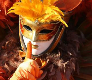 Carnival Mask - Obrázkek zdarma pro iPad 2