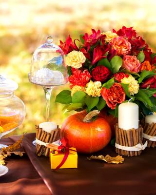 Romantic Candlelit Picnic - Obrázkek zdarma pro iPhone 4