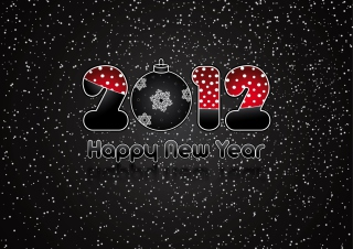 Happy New Year Background for Android, iPhone and iPad