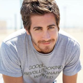Jake Gyllenhaal - Obrázkek zdarma pro iPad