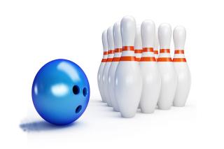 3D Bowling - Fondos de pantalla gratis para LG E400 Optimus L3