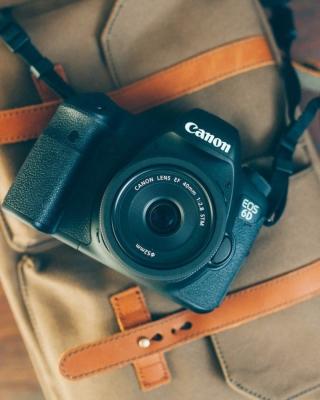 Canon EOS 6D - Obrázkek zdarma pro 240x400