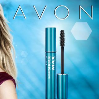 Avon Cosmetics, Mascara - Obrázkek zdarma pro iPad mini