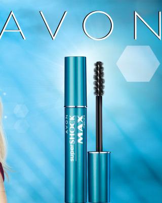 Avon Cosmetics, Mascara - Obrázkek zdarma pro iPhone 6