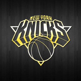 New York Knicks Logo - Obrázkek zdarma pro iPad mini 2