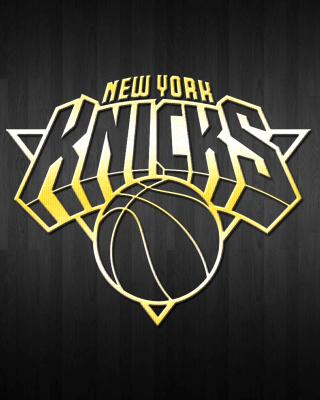 New York Knicks Logo - Obrázkek zdarma pro Nokia Asha 202