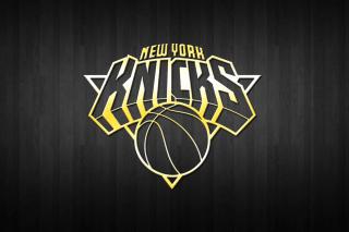 New York Knicks Logo - Obrázkek zdarma pro Samsung Galaxy Ace 4