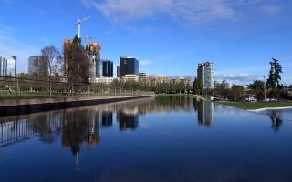 Modern City - Obrázkek zdarma pro Samsung Galaxy S II 4G