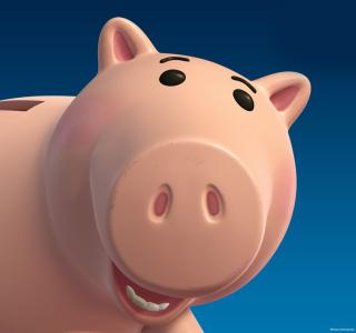 Pig - Obrázkek zdarma pro iPad