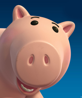 Pig - Obrázkek zdarma pro Nokia C3-01