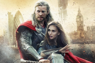 Thor The Dark World Movie Wallpaper for Android, iPhone and iPad