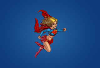 Free Supergirl Picture for Android, iPhone and iPad