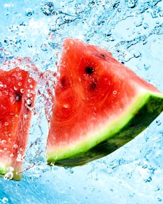 Watermelon Triangle Slices - Obrázkek zdarma pro 240x320
