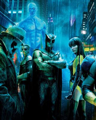 Watchmen - Obrázkek zdarma pro 768x1280