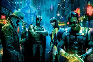 Watchmen - Obrázkek zdarma pro Motorola DROID