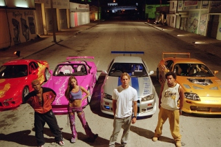 2 Fast 2 Furious Wallpaper for Android, iPhone and iPad