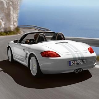 Porsche - Obrázkek zdarma pro iPad 2