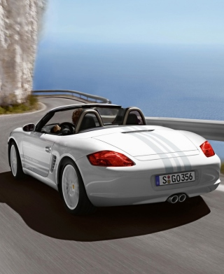 Porsche - Obrázkek zdarma pro Nokia Asha 308