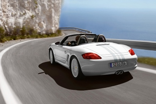 Porsche - Obrázkek zdarma pro Sony Xperia Z1