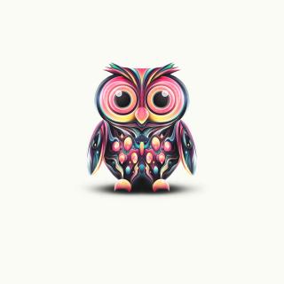 Cute Owl - Obrázkek zdarma pro 1024x1024