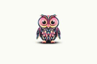 Cute Owl - Obrázkek zdarma pro 1280x1024