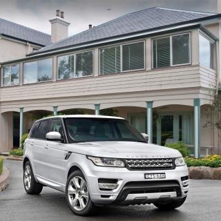 Range Rover Sport s Autobiography SUV - Obrázkek zdarma pro iPad mini 2
