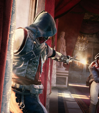 Arno Dorian - The Assassin's Creed - Obrázkek zdarma pro Nokia 300 Asha