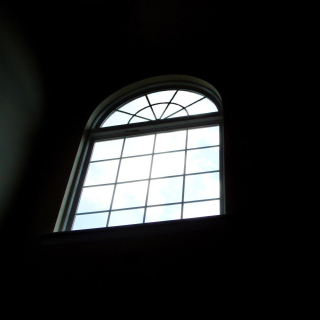 Minimalistic Window - Obrázkek zdarma pro iPad