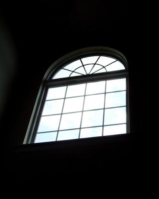 Minimalistic Window - Obrázkek zdarma pro 240x400
