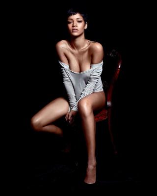 Rihanna - Obrázkek zdarma pro 360x400