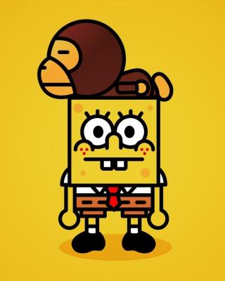 SpongeBob - Obrázkek zdarma pro Nokia C-5 5MP