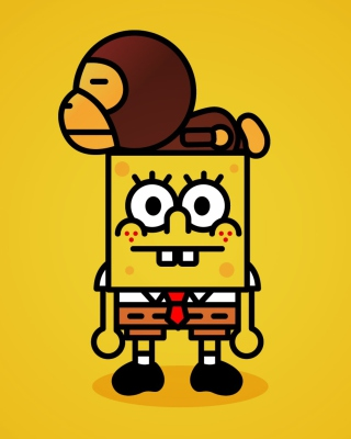 SpongeBob - Obrázkek zdarma pro Nokia X3-02