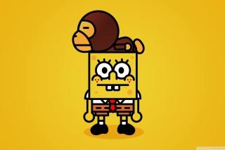 SpongeBob - Obrázkek zdarma pro Android 320x480