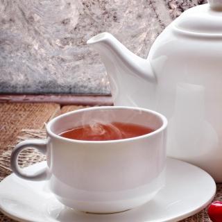 Romantic Tea Evening - Obrázkek zdarma pro 2048x2048
