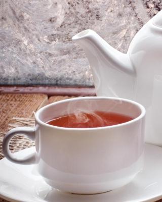 Romantic Tea Evening - Obrázkek zdarma pro Nokia Asha 311