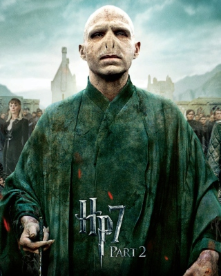 Harry Potter And The Deathly Hallows Part 2 - Obrázkek zdarma pro Nokia C-Series