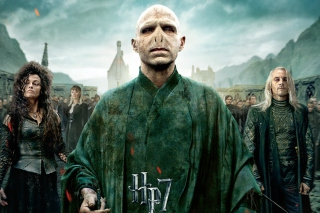 Harry Potter And The Deathly Hallows Part 2 - Obrázkek zdarma pro Sony Tablet S