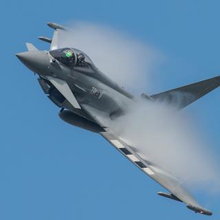Eurofighter Typhoon - Obrázkek zdarma pro iPad mini 2