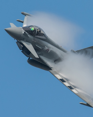 Eurofighter Typhoon - Obrázkek zdarma pro Nokia C-Series