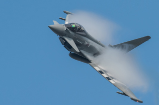 Eurofighter Typhoon Background for Android, iPhone and iPad