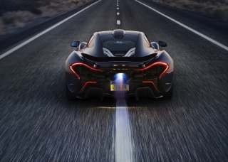 McLaren P1 Wallpaper for Android, iPhone and iPad