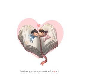 Love Is - Obrázkek zdarma pro 320x320