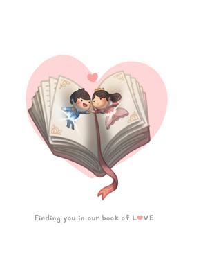 Love Is - Obrázkek zdarma pro 352x416