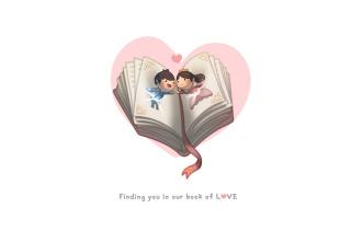 Love Is - Obrázkek zdarma pro 1152x864
