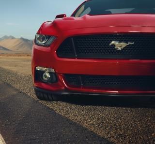Ford Mustang GT - Obrázkek zdarma pro iPad mini 2