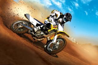 Suzuki Motocross - Obrázkek zdarma pro HTC Wildfire