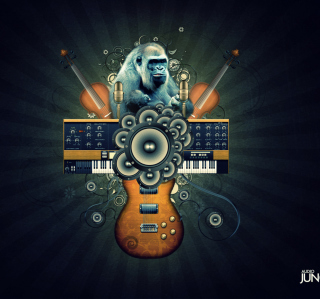 Beautiful Audio - Obrázkek zdarma pro iPad mini 2